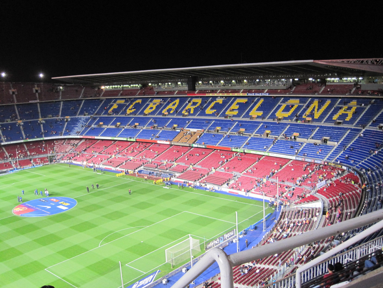 FC Barcelona's stadium
